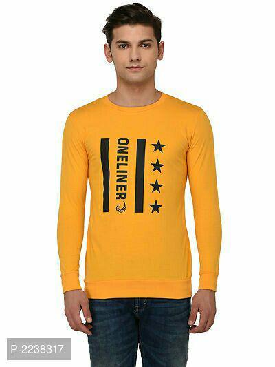 Men's Cotton Full Sleeve T-Shirts