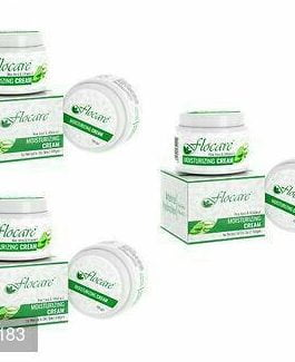 Aloe Vera Vitamin E Moisturizing Cream (Pack of 3)