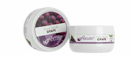 Grapes Face Scrub