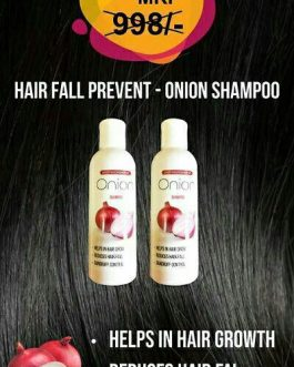 NYC Onion Shampoo – (Pack of 2)