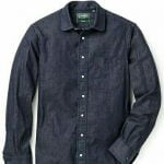 Denim Slim Fit Shirts