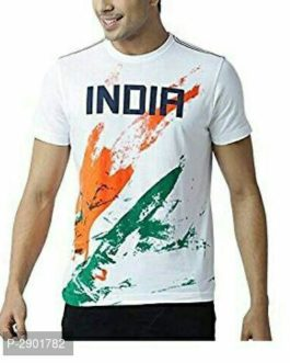 Independence Day Printed Cotton Tees
