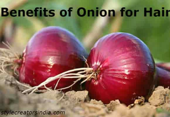 Is onion oil good for hair