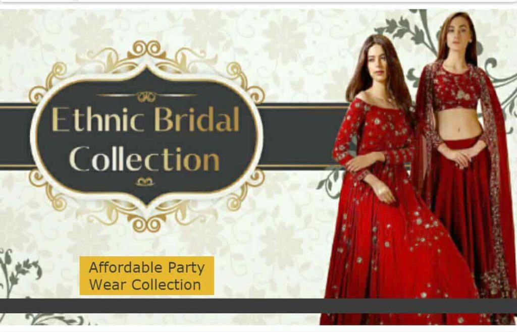 Best-Affordable-Ethnic-Bridal-And-Party-Wear-Collection-India