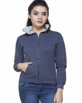 Maniac Women Fleece Sweatshirt