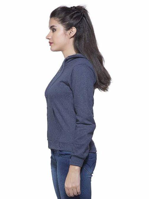 Maniac Women Fleece Sweatshirt