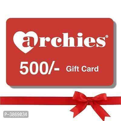 Archies e-Gift Voucher