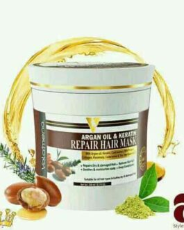 Volamena Argan oil Keratin Repair Hair Mask