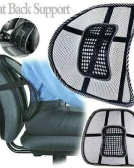 Seat Back Support For Car Seat And Office Chair