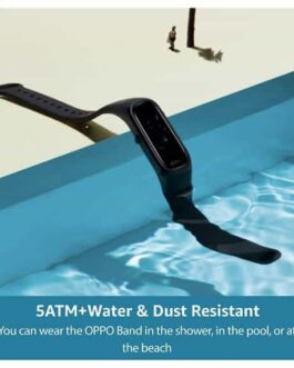 OPPO Smart Band with Blood Oxygen Monitor
