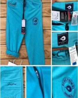 Being Primal Cotton Loop Knit Track Pants